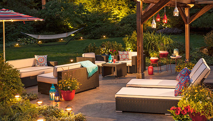 Best ideas about Outdoor Lighting Ideas . Save or Pin Lighting Ideas for Outdoor Living Now.