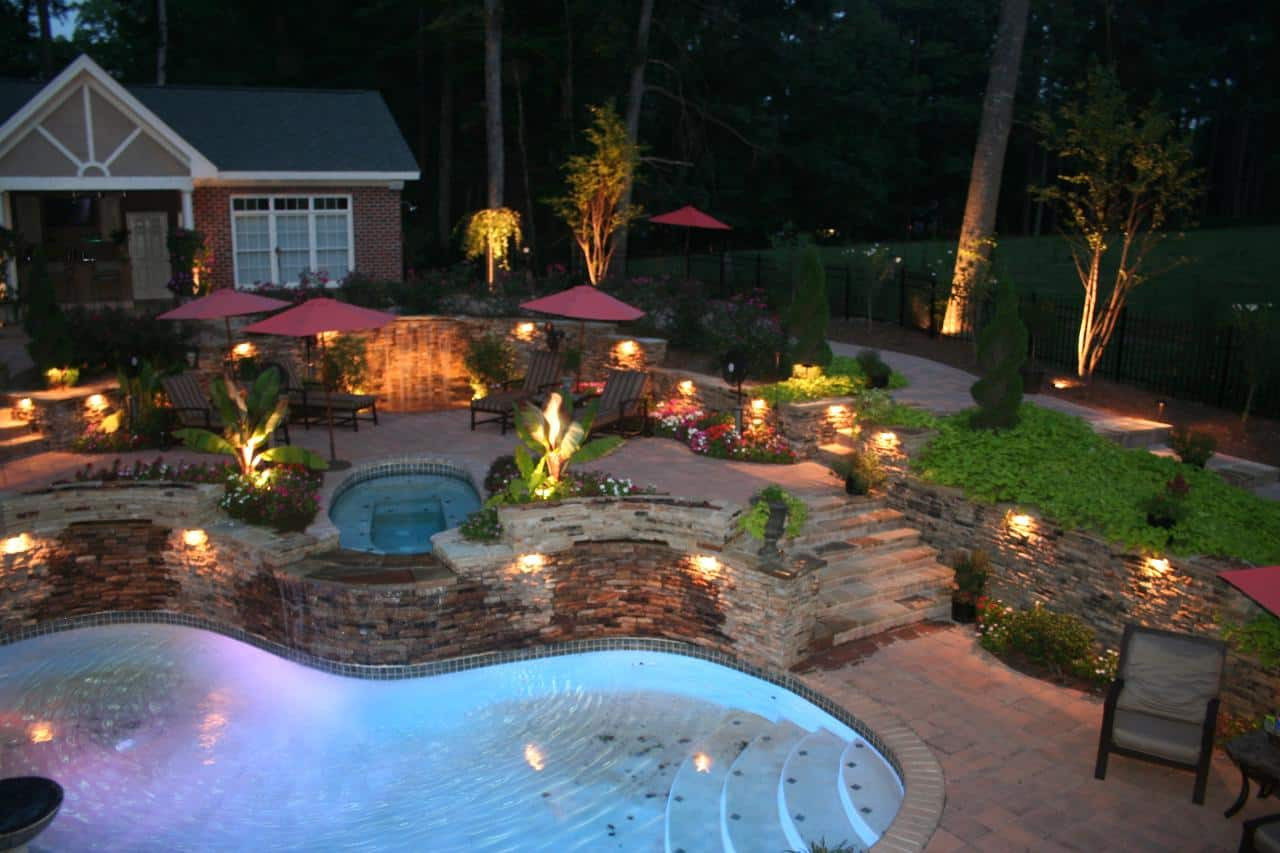 Best ideas about Outdoor Lighting Ideas . Save or Pin unique outdoor lighting ideas Now.