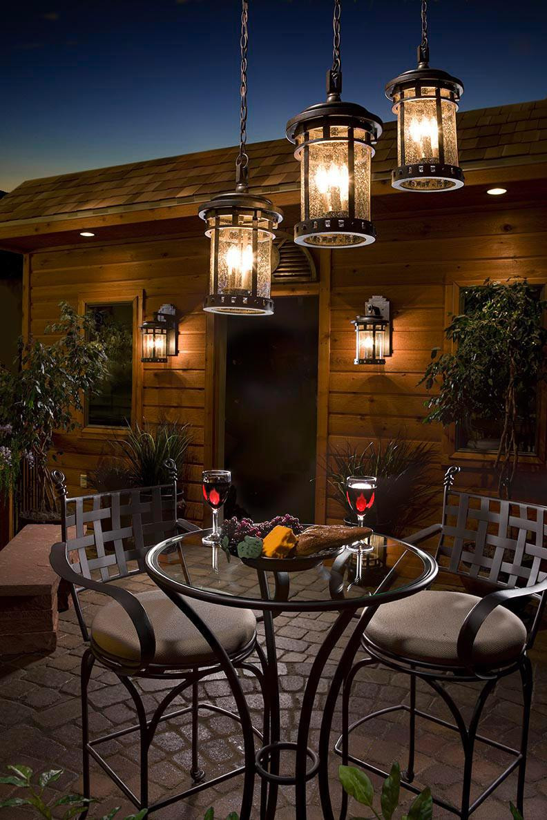 Best ideas about Outdoor Lighting Ideas . Save or Pin Patio Lighting Ideas for Your Summery Outdoor Space Now.