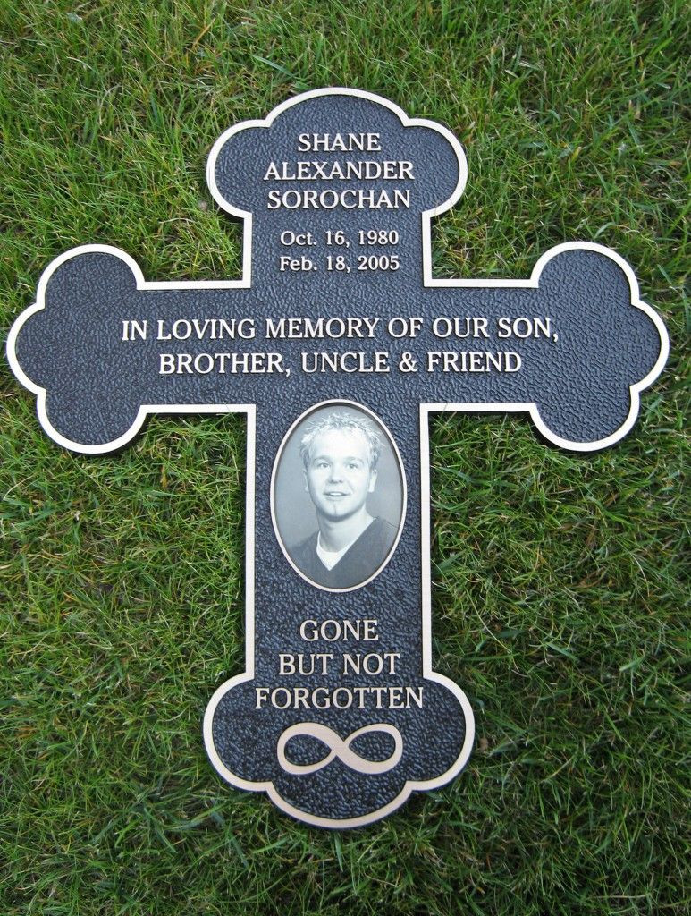 Best ideas about Outdoor Memorial Plaques . Save or Pin Memorial Plaques Personalized Outdoor Plaques in Bronze Now.