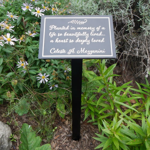 Best ideas about Outdoor Memorial Plaques . Save or Pin Outdoor Memorial Plaques All Needs About Outdoor Nwaoc Now.