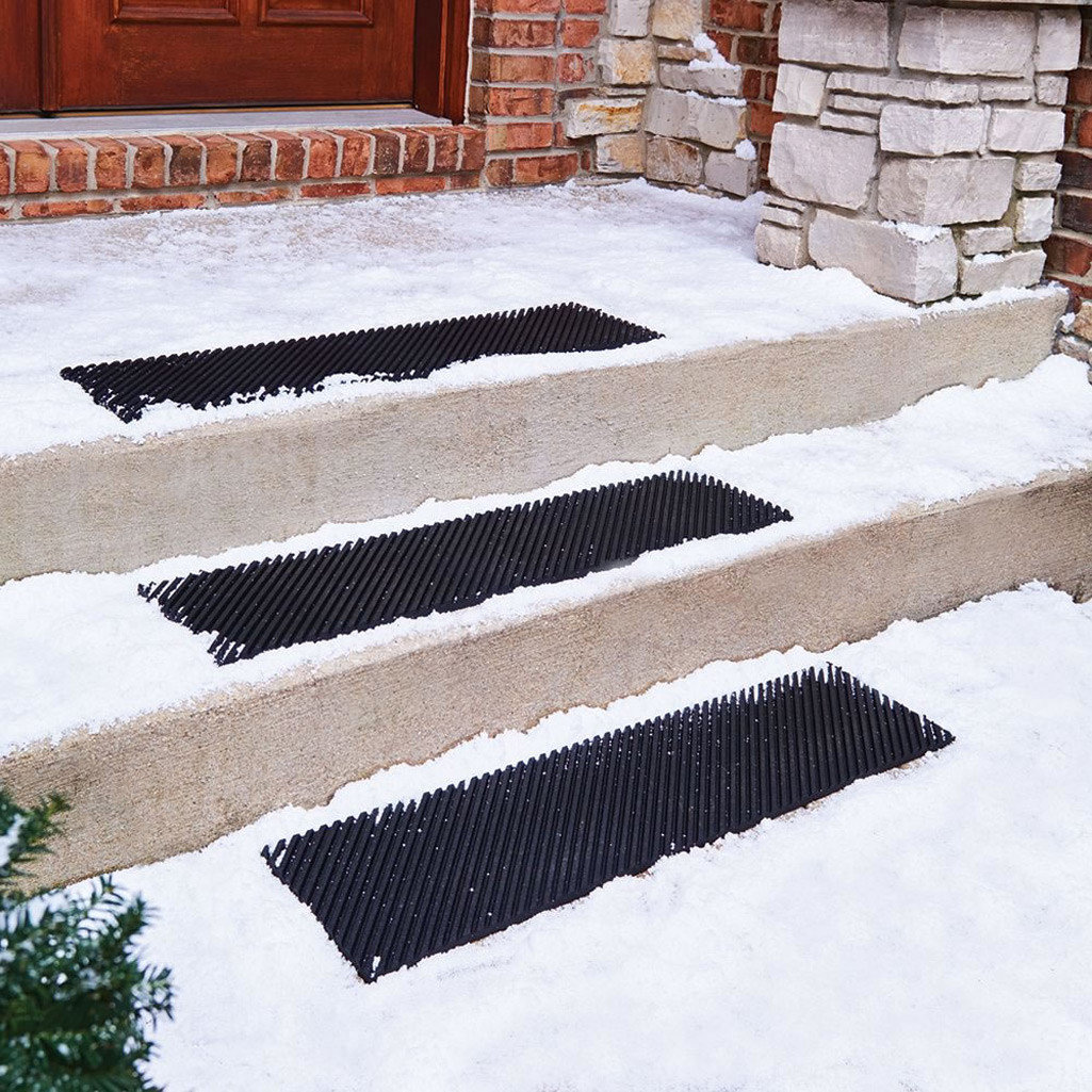 Best ideas about Outdoor Non-Slip Stair Treads For Snow . Save or Pin Secure Step Anti Slip Stair Treads Now.