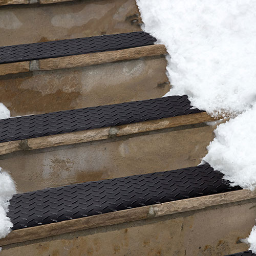 Best ideas about Outdoor Non-Slip Stair Treads For Snow . Save or Pin Heated Outdoor Stair Mat Now.