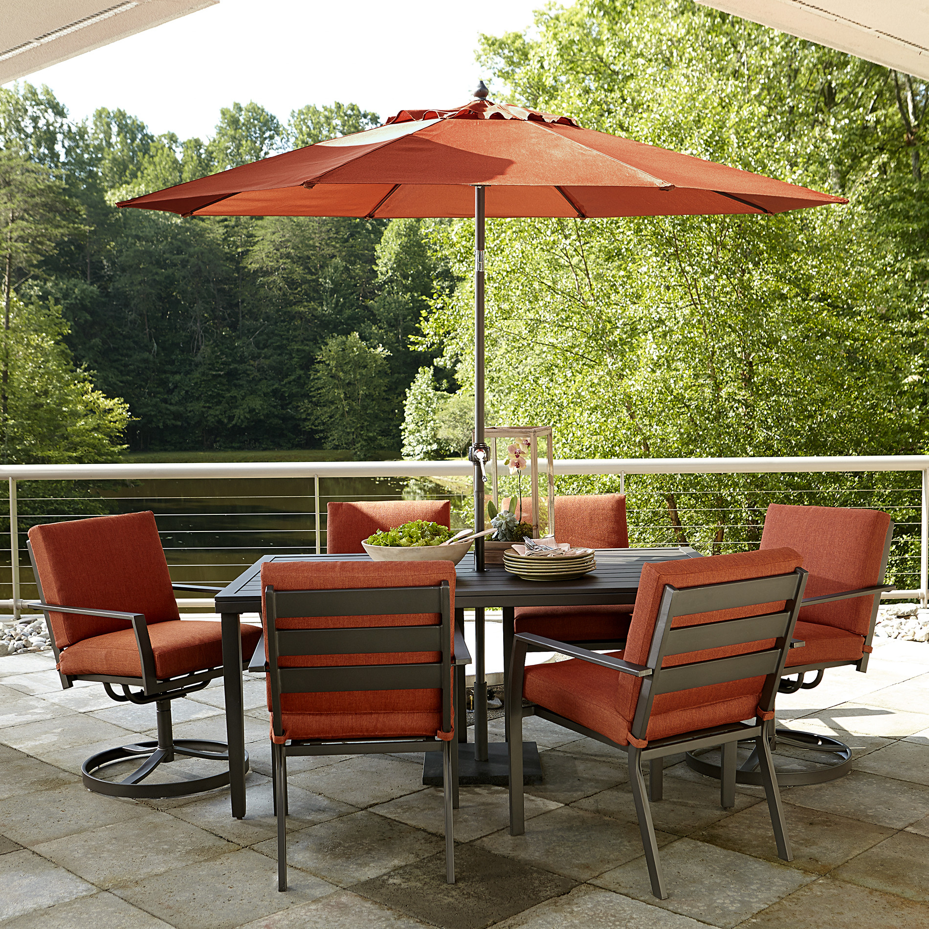 Best ideas about Outdoor Patio Dining Sets . Save or Pin Ty Pennington Brookline 7pc Dining Set Outdoor Living Now.