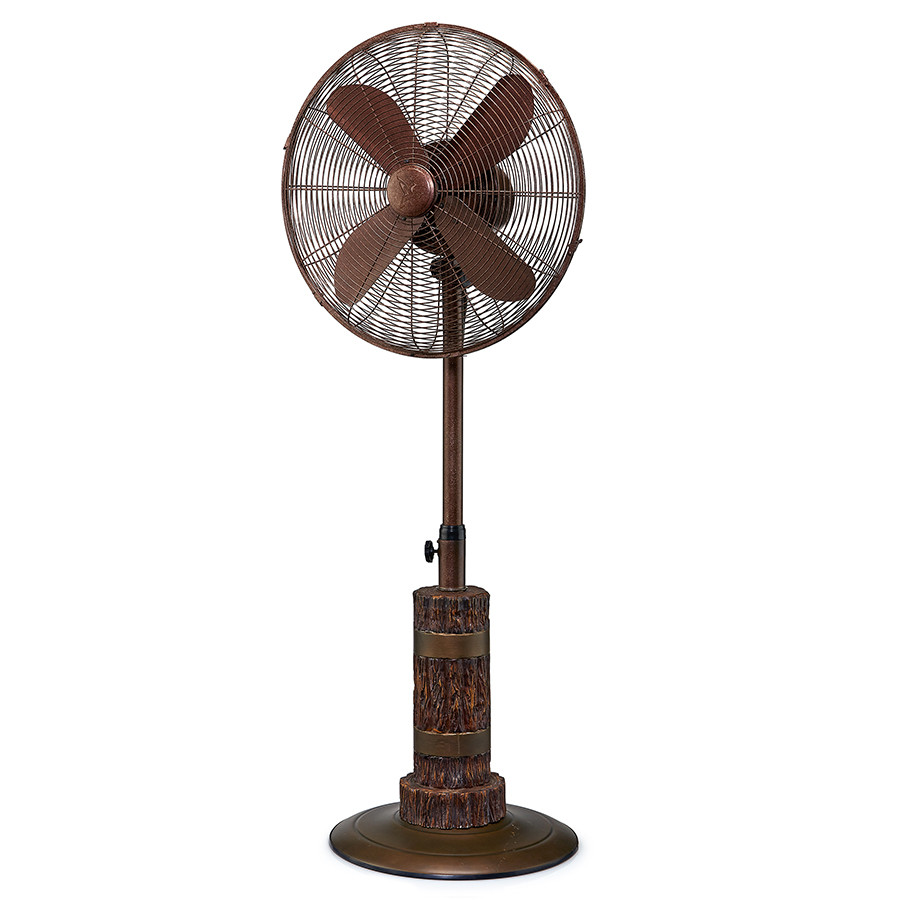 Best ideas about Outdoor Patio Fans . Save or Pin Outdoor Electric Fans by Deco Breeze Outdoor Floor Fans Now.