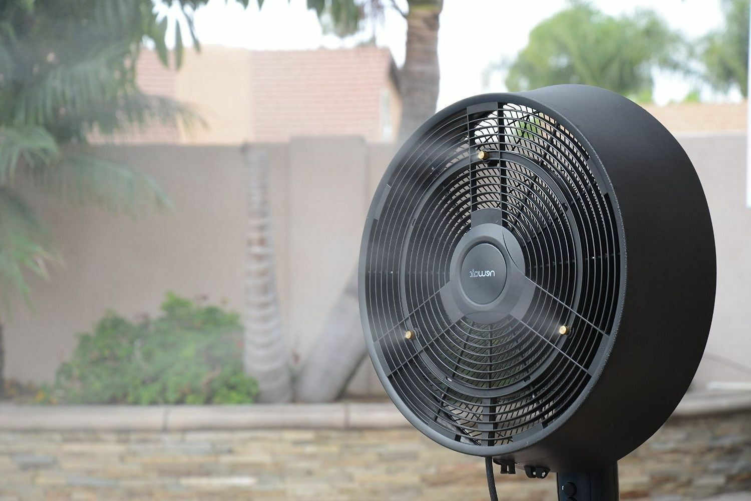 Best ideas about Outdoor Patio Fans . Save or Pin Best Outdoor Standing Fans Now.