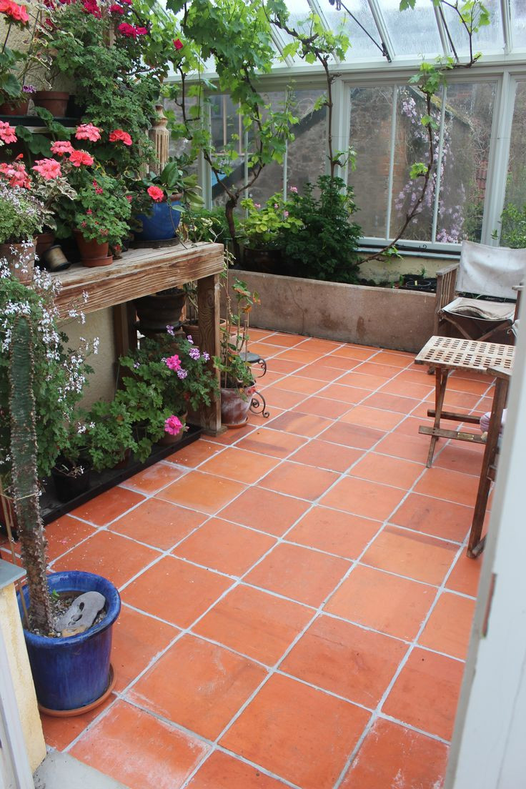 Best ideas about Outdoor Patio Tile . Save or Pin 25 best Terracotta Floor ideas on Pinterest Now.