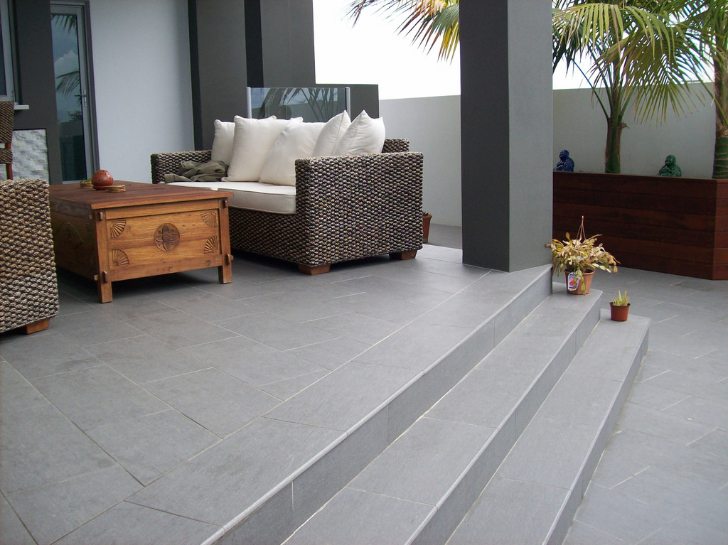 Best ideas about Outdoor Patio Tile . Save or Pin Outdoor Tiles Now.