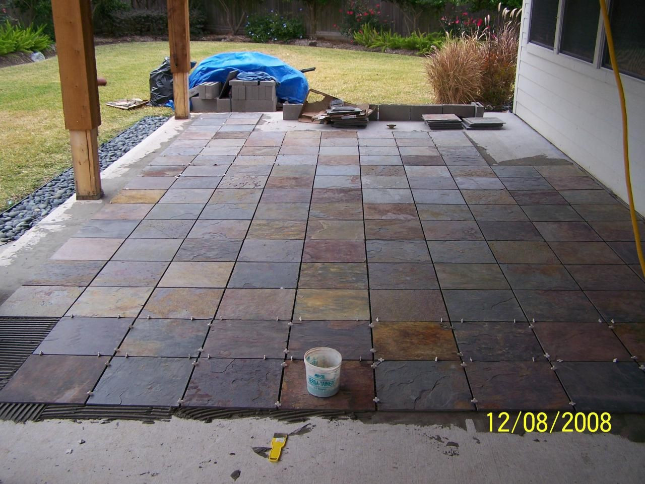 Best ideas about Outdoor Patio Tile . Save or Pin Outdoor Patio Flooring Options Now.