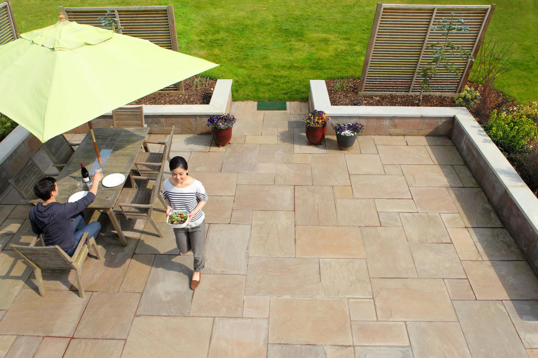 Best ideas about Outdoor Patio Tile . Save or Pin Outdoor Patio Tile How to Choose the Right Type Now.
