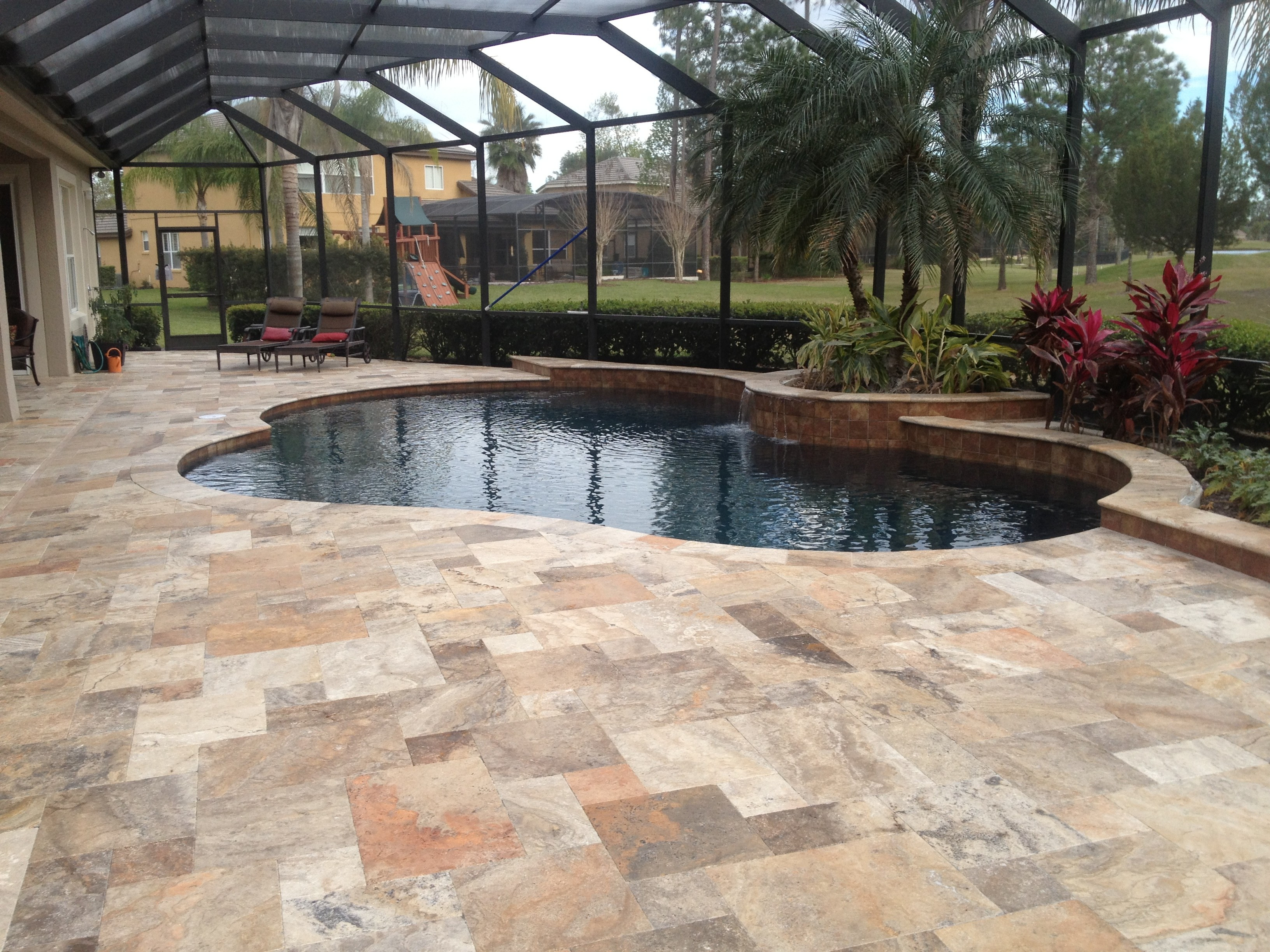 Best ideas about Outdoor Patio Tile . Save or Pin Best of Ceramic Tiles Outside kezCreative Now.