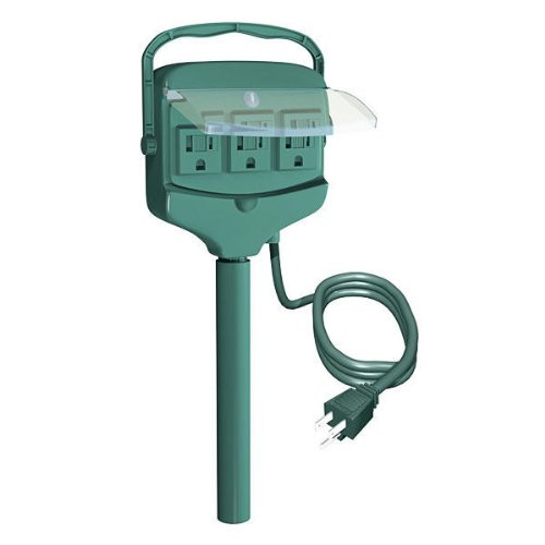 Best ideas about Outdoor Power Strips . Save or Pin SolarCellCharge WESTINGHOUSE Now.