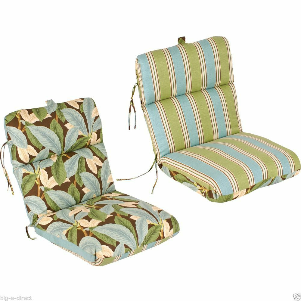 Best ideas about Outdoor Replacement Cushions . Save or Pin Reversible Replacement Outdoor Patio Chair Cushion Now.
