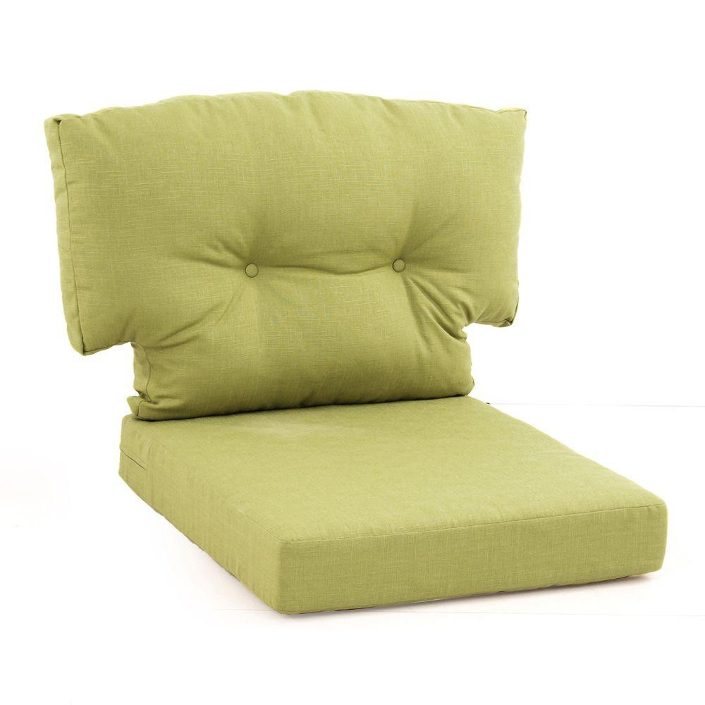 Best ideas about Outdoor Replacement Cushions . Save or Pin Martha Stewart Living Charlottetown Green Bean Replacement Now.