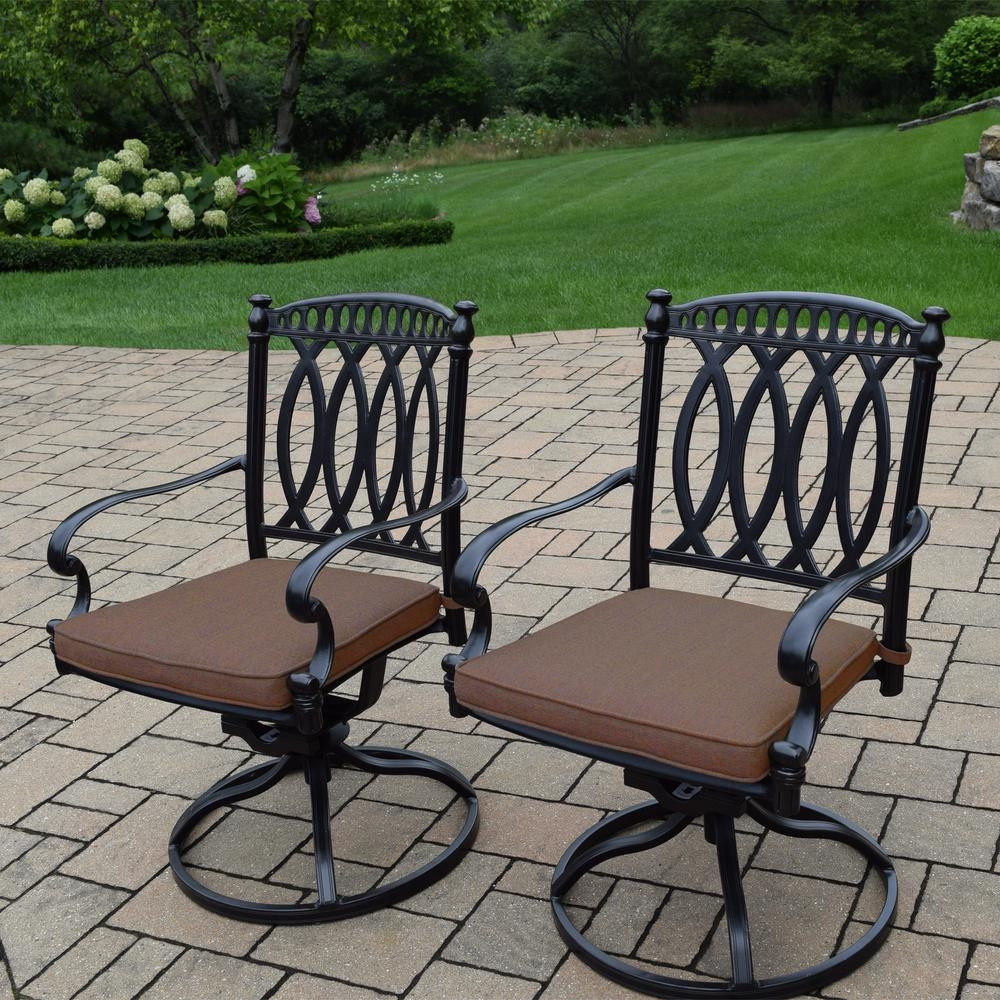 Best ideas about Outdoor Rocking Chairs . Save or Pin Hampton Bay Spring Haven Brown All Weather Wicker Outdoor Now.