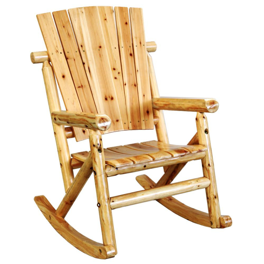 Best ideas about Outdoor Rocking Chairs . Save or Pin Bradley Black Slat Patio Rocking Chair 200SBF RTA The Now.