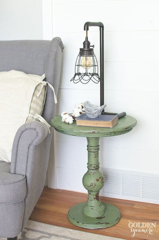 Best ideas about Outdoor Side Table Ideas . Save or Pin 40 Awesome DIY Side Table Ideas for Outdoors and Indoors Now.
