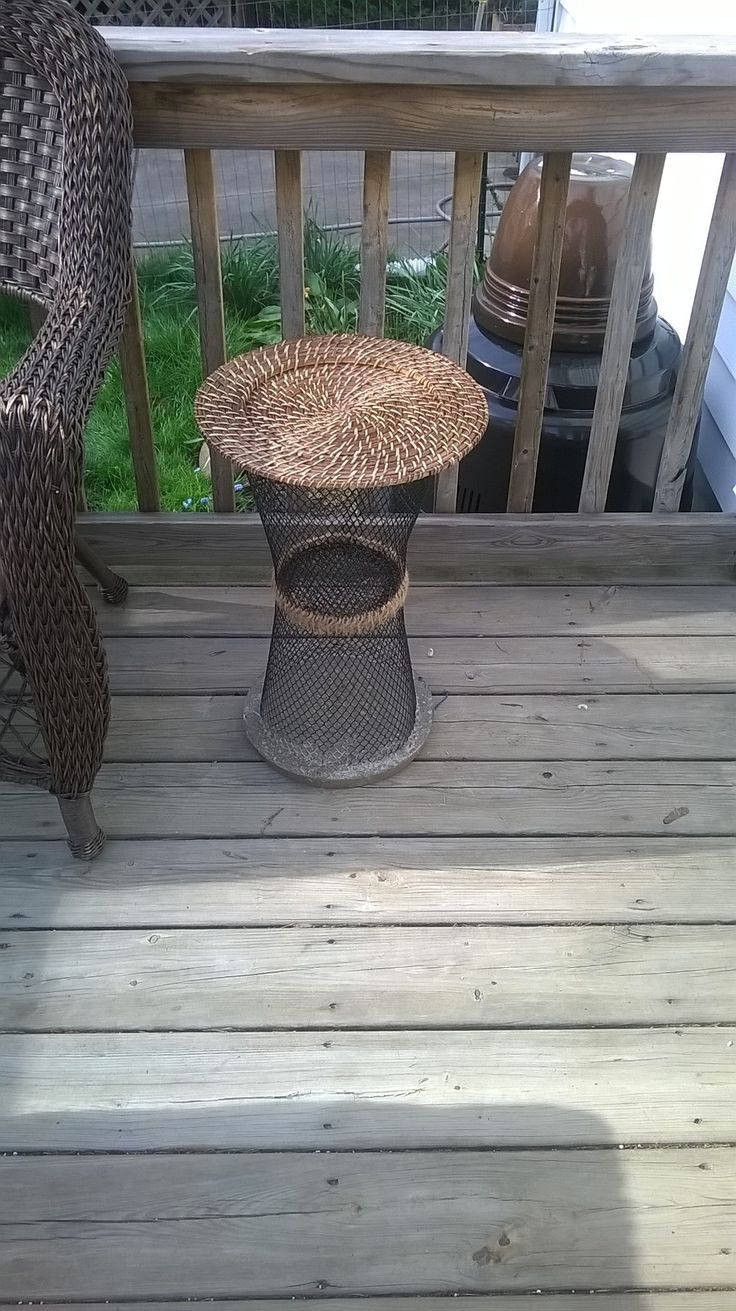 Best ideas about Outdoor Side Table Ideas . Save or Pin Best 25 Outdoor side table ideas on Pinterest Now.