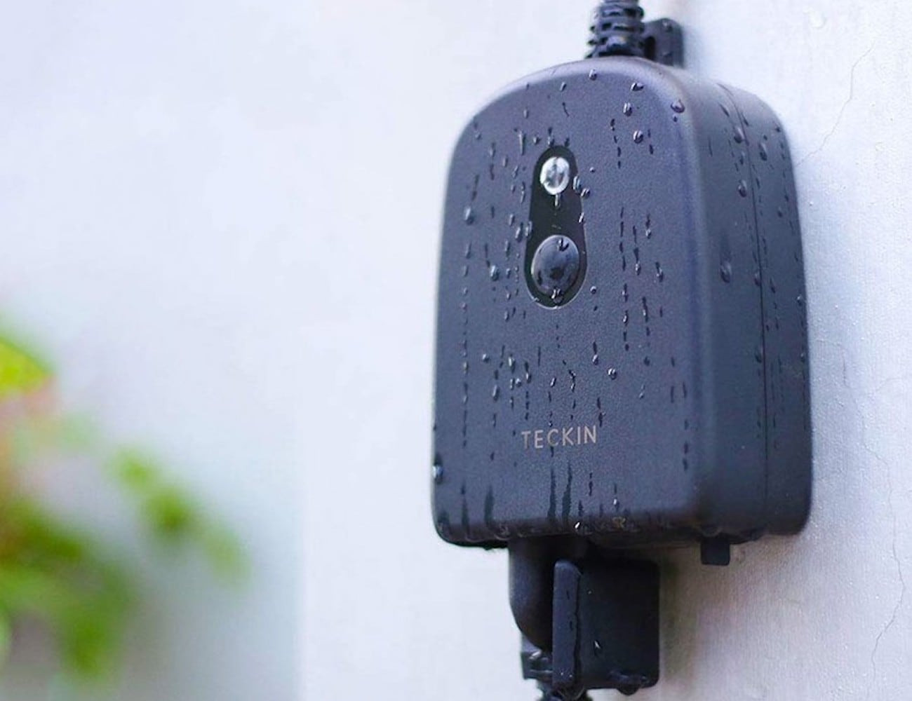 Best ideas about Outdoor Smart Plug . Save or Pin The Outdoor Smart Plug extends your smart home outdoors Now.