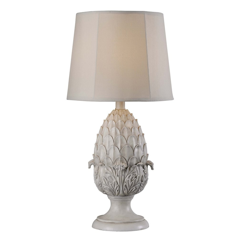 Best ideas about Outdoor Table Lamps . Save or Pin Kenroy Home RW Artichoke Outdoor Table Lamp Now.