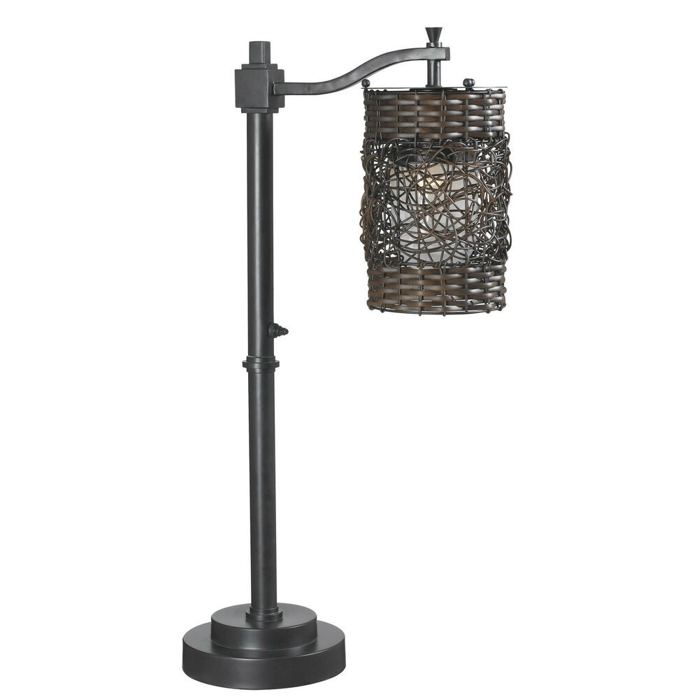 Best ideas about Outdoor Table Lamps . Save or Pin Omari Indoor Outdoor Table Lamp Now.