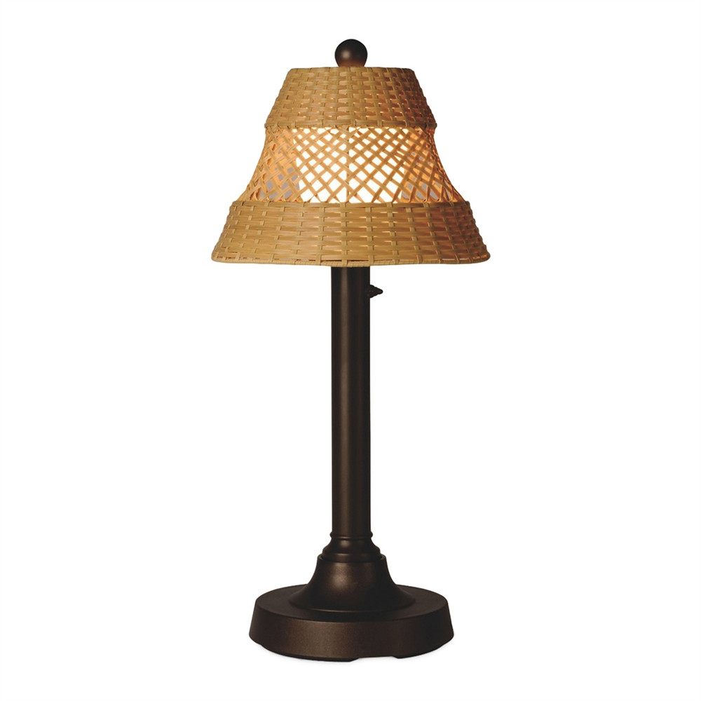 Best ideas about Outdoor Table Lamps . Save or Pin Patio Living Concepts Java 30 in Outdoor Table Lamp Now.