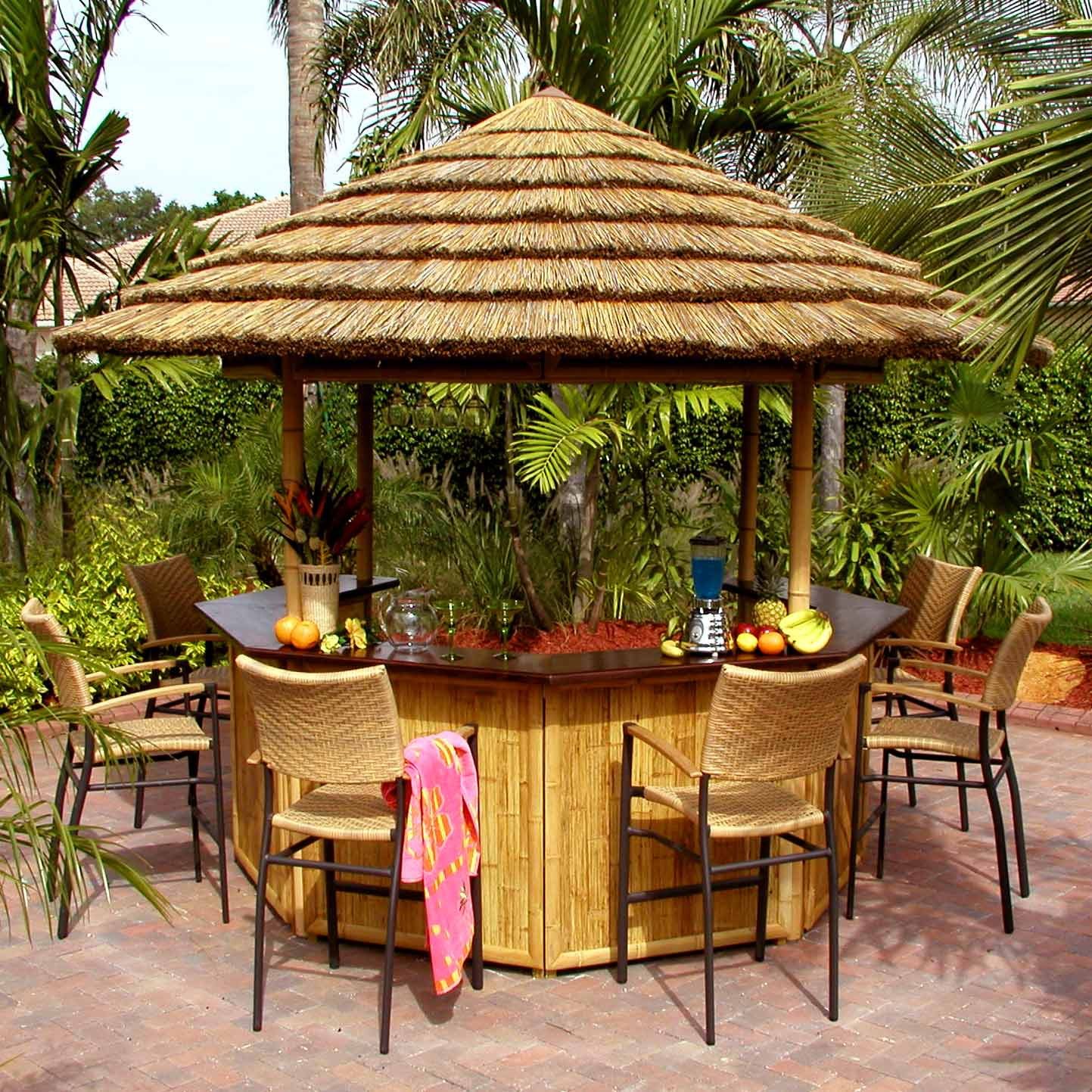 20 Ideas for Outdoor Tiki Bar - Best Collections Ever ...