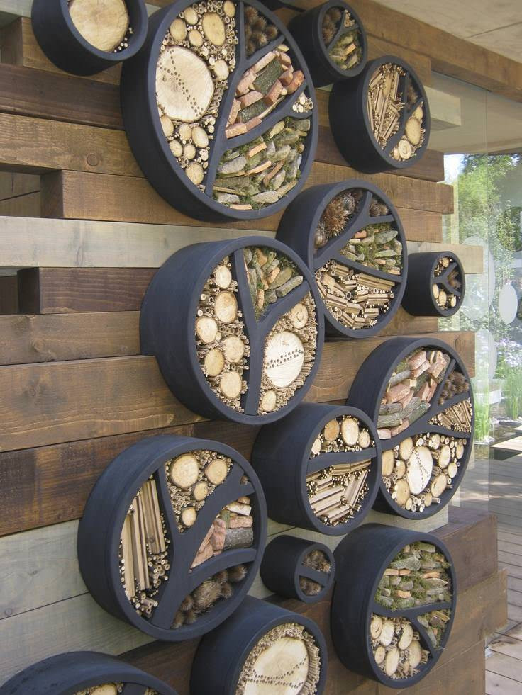 Best ideas about Outdoor Wall Art . Save or Pin How To Beautify Your House – Outdoor Wall Décor Ideas Now.