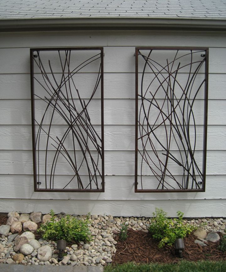 Best ideas about Outdoor Wall Art . Save or Pin 17 best ideas about Outdoor Wall Art on Pinterest Now.