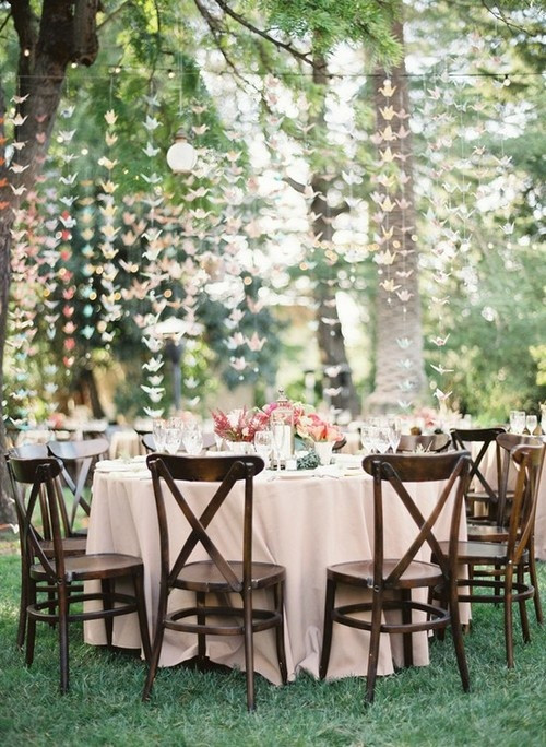 Best ideas about Outdoor Wedding Decorations . Save or Pin Good Style Outdoor Wedding Decor Now.