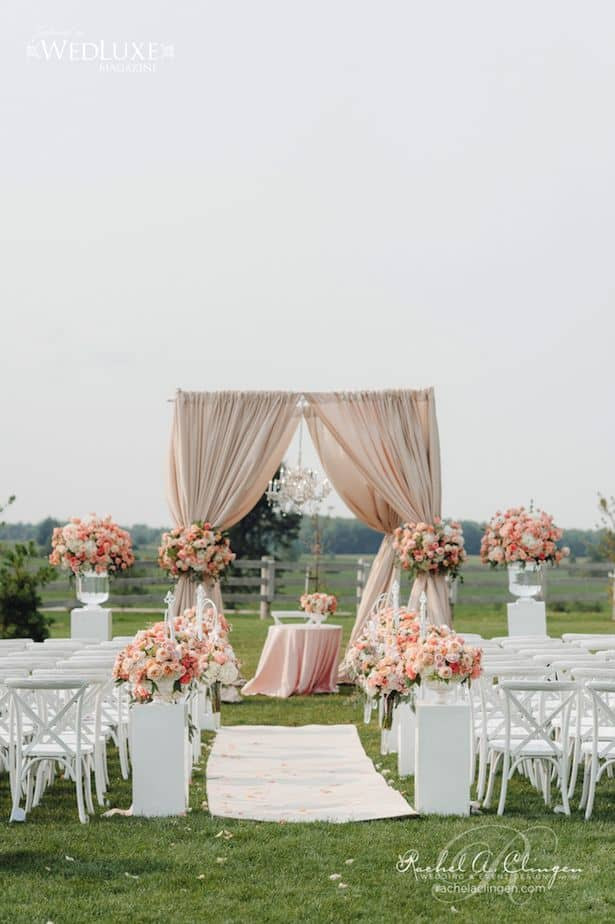 Best ideas about Outdoor Wedding Decorations . Save or Pin 23 Stunningly Beautiful Decor Ideas For The Most Now.