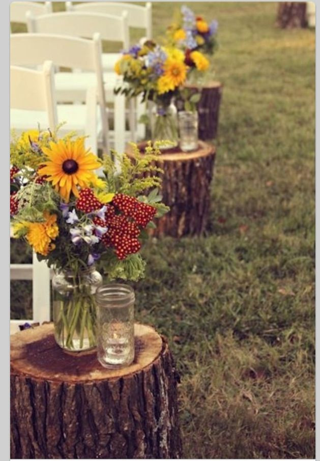 Best ideas about Outdoor Wedding Decorations . Save or Pin Outdoor Wedding Decorations Ideas & Inspiration Now.