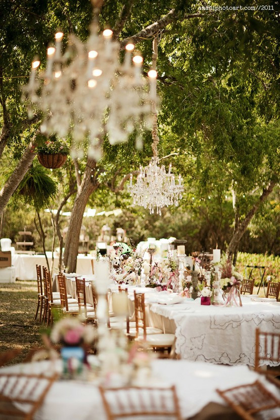 Best ideas about Outdoor Wedding Decorations . Save or Pin Spring Summer Outdoor Wedding Inspiration SoundSurge Now.
