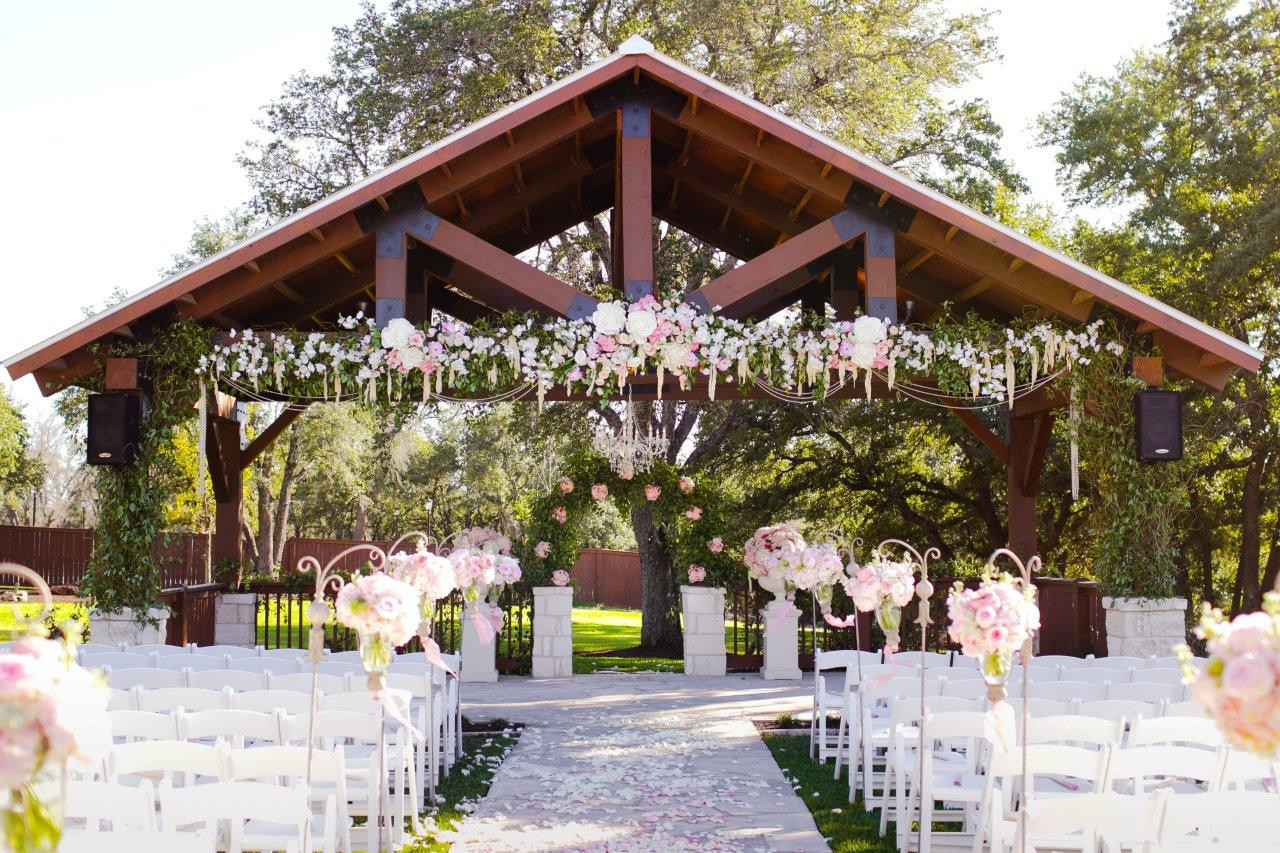 Best ideas about Outdoor Wedding Venues . Save or Pin Outdoor Wedding Ceremony Site near Geor own Now.