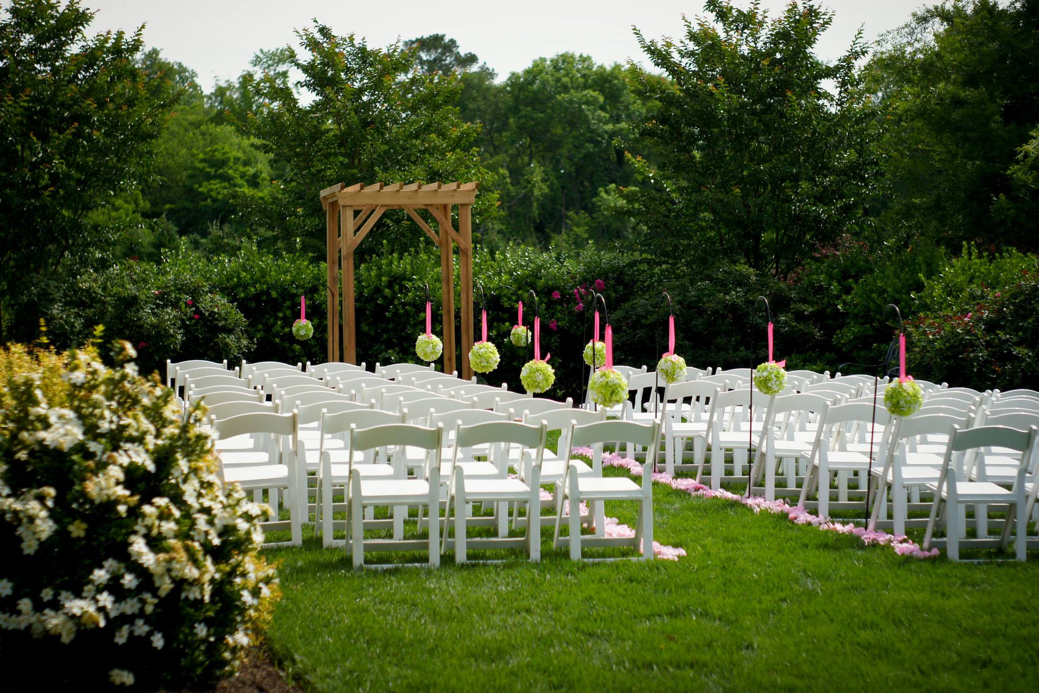 Best ideas about Outdoor Wedding Venues . Save or Pin Raleigh NC Outdoor Wedding Venue Rand Bryan House Now.