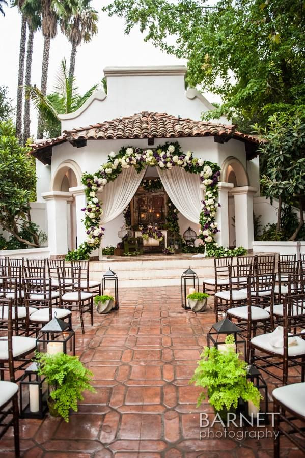 Best ideas about Outdoor Wedding Venues . Save or Pin Best 25 Outdoor wedding entrance ideas on Pinterest Now.