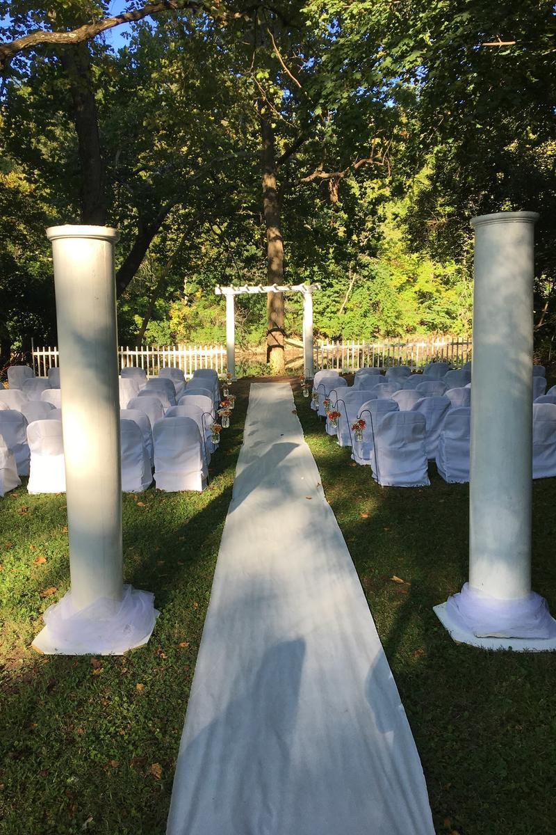 Best ideas about Outdoor Wedding Venues . Save or Pin Dayton Outdoor Weddings Weddings Now.