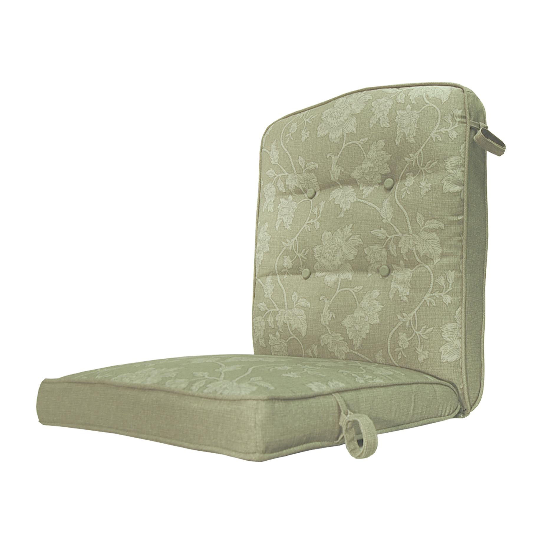 Best ideas about Outside Chair Cushions . Save or Pin Jaclyn Smith Cora Replacement Chair Cushion Now.