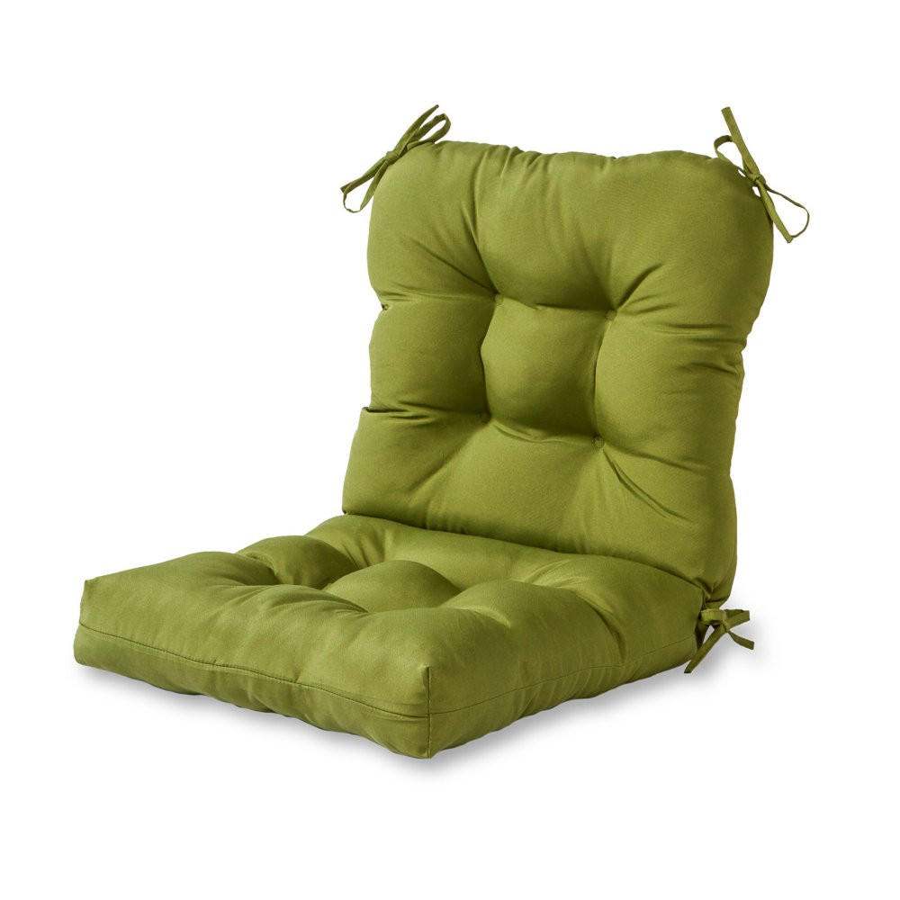 Best ideas about Outside Chair Cushions . Save or Pin Greendale Home Fashions 42 x 21 in Outdoor Seat Back Now.