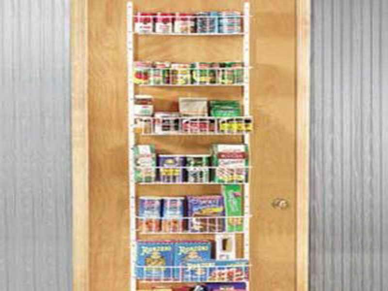 Best ideas about Over The Door Pantry Organizer . Save or Pin Kitchen Over The Door Pantry Organizer Over The Door Now.