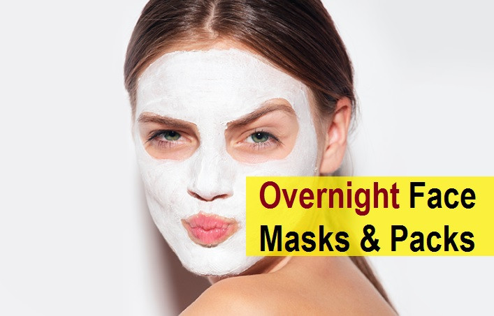 Best ideas about Overnight Face Mask DIY . Save or Pin Best Homemade Overnight Face Whitening Face Masks Recipes Now.