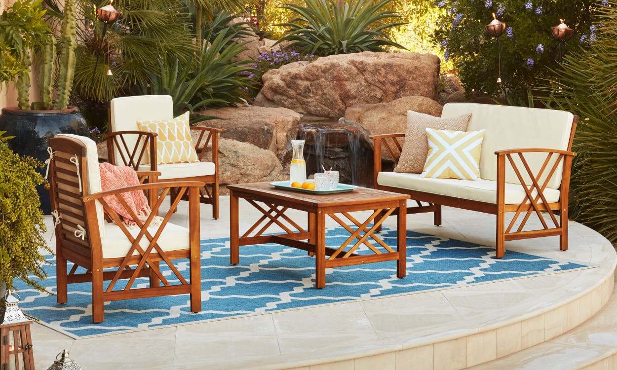 Best ideas about Overstock Patio Furniture . Save or Pin How to Buy Outdoor Furniture That Lasts Overstock Now.