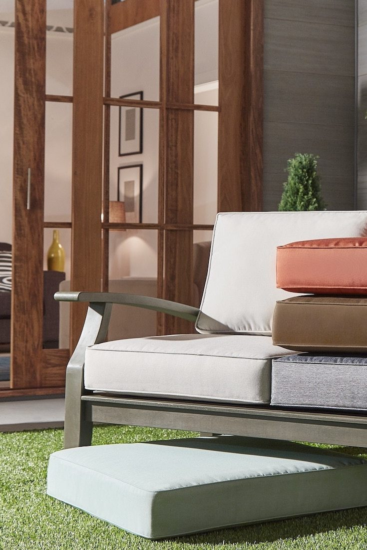 Best ideas about Overstock Patio Furniture . Save or Pin How to Buy Outdoor Furniture Cushions Overstock Now.