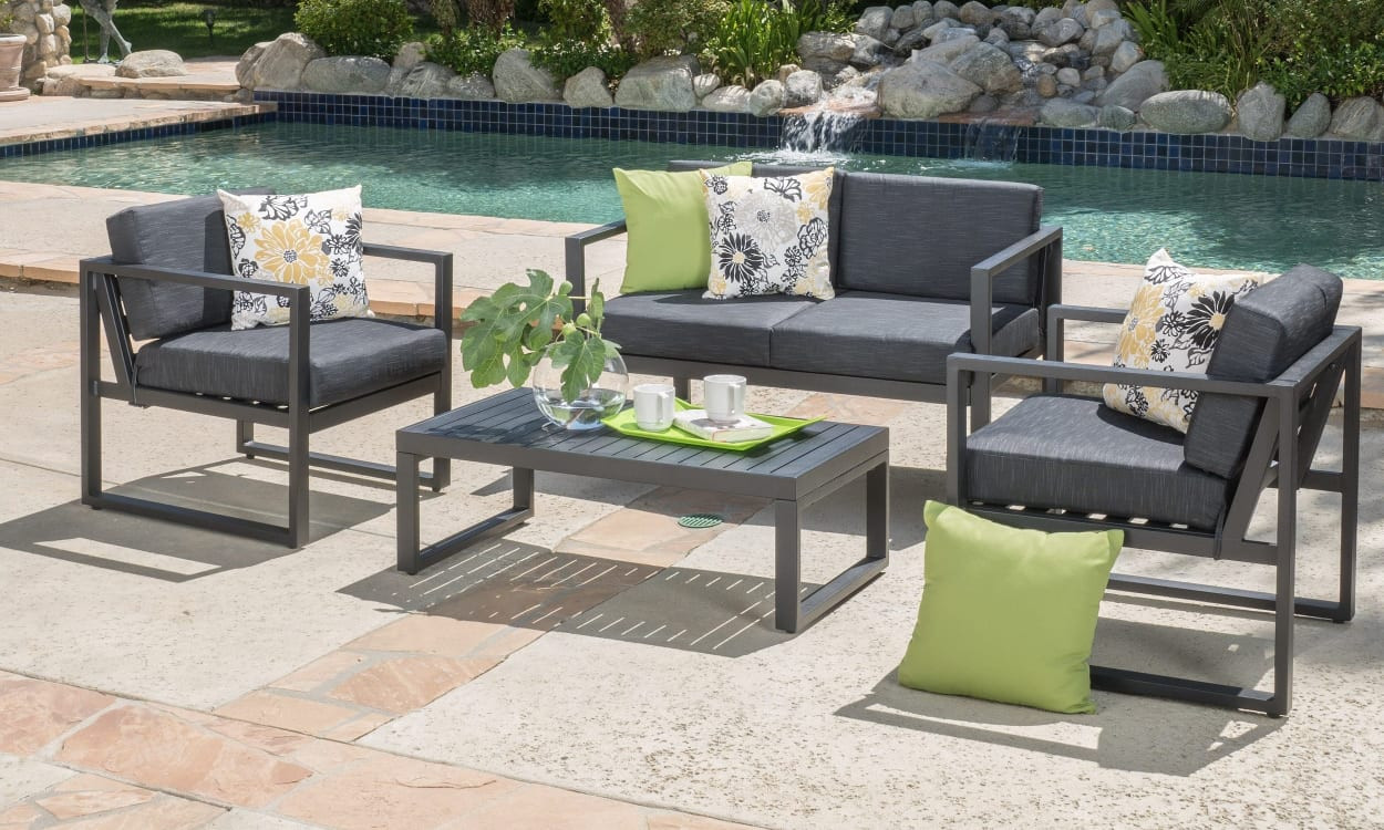 Best ideas about Overstock Patio Furniture . Save or Pin The Best Outdoor Materials for Your Patio Furniture Now.