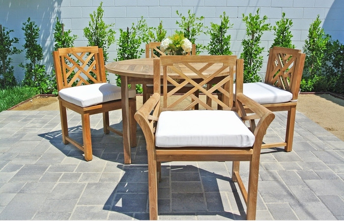 Best ideas about Overstock Patio Furniture . Save or Pin Overstock Outdoor Furniture Patio Table And Chairs Now.