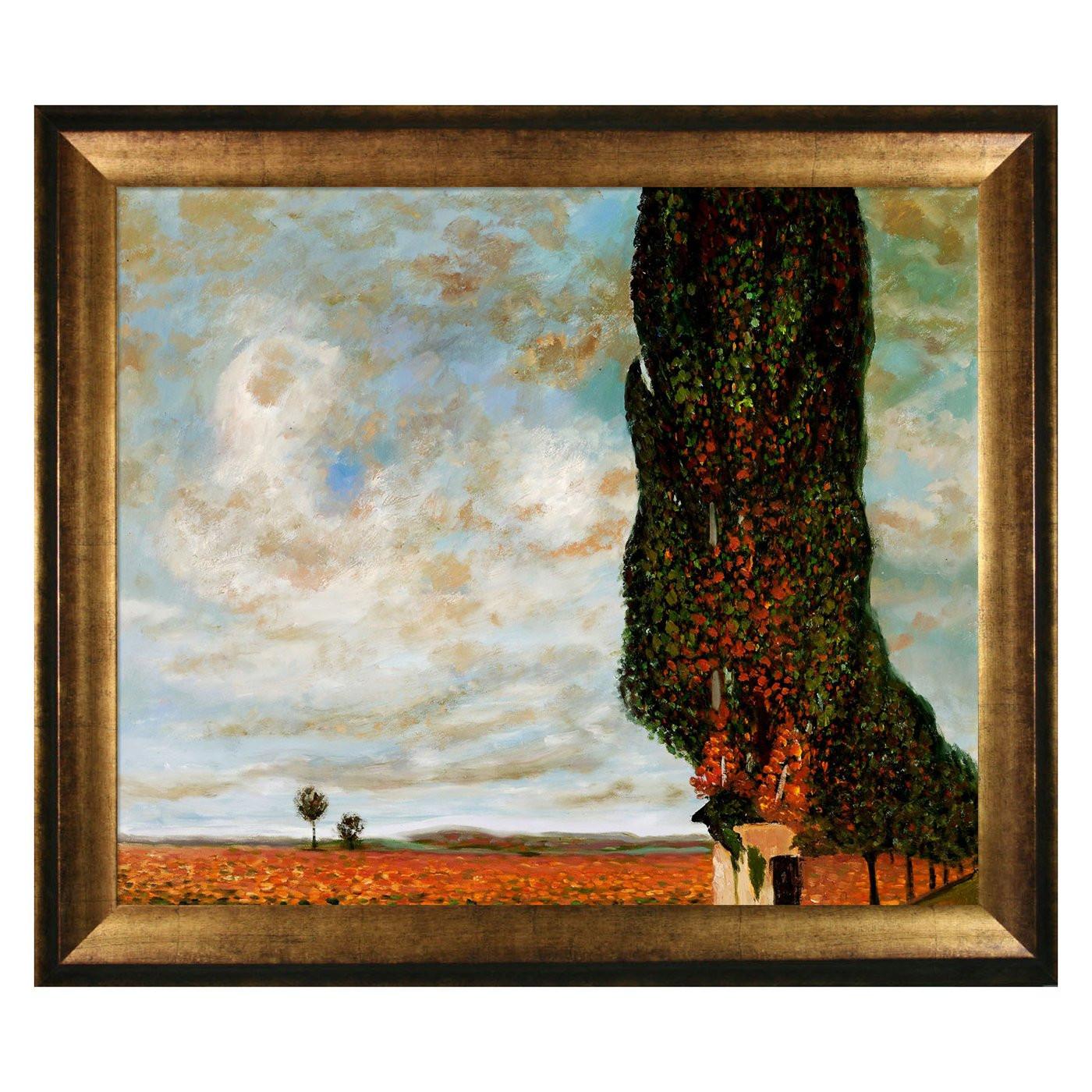 Best ideas about Overstock Wall Art . Save or Pin Overstock Art KL2221 FR X24 Gustav Klimt High Poplar Now.