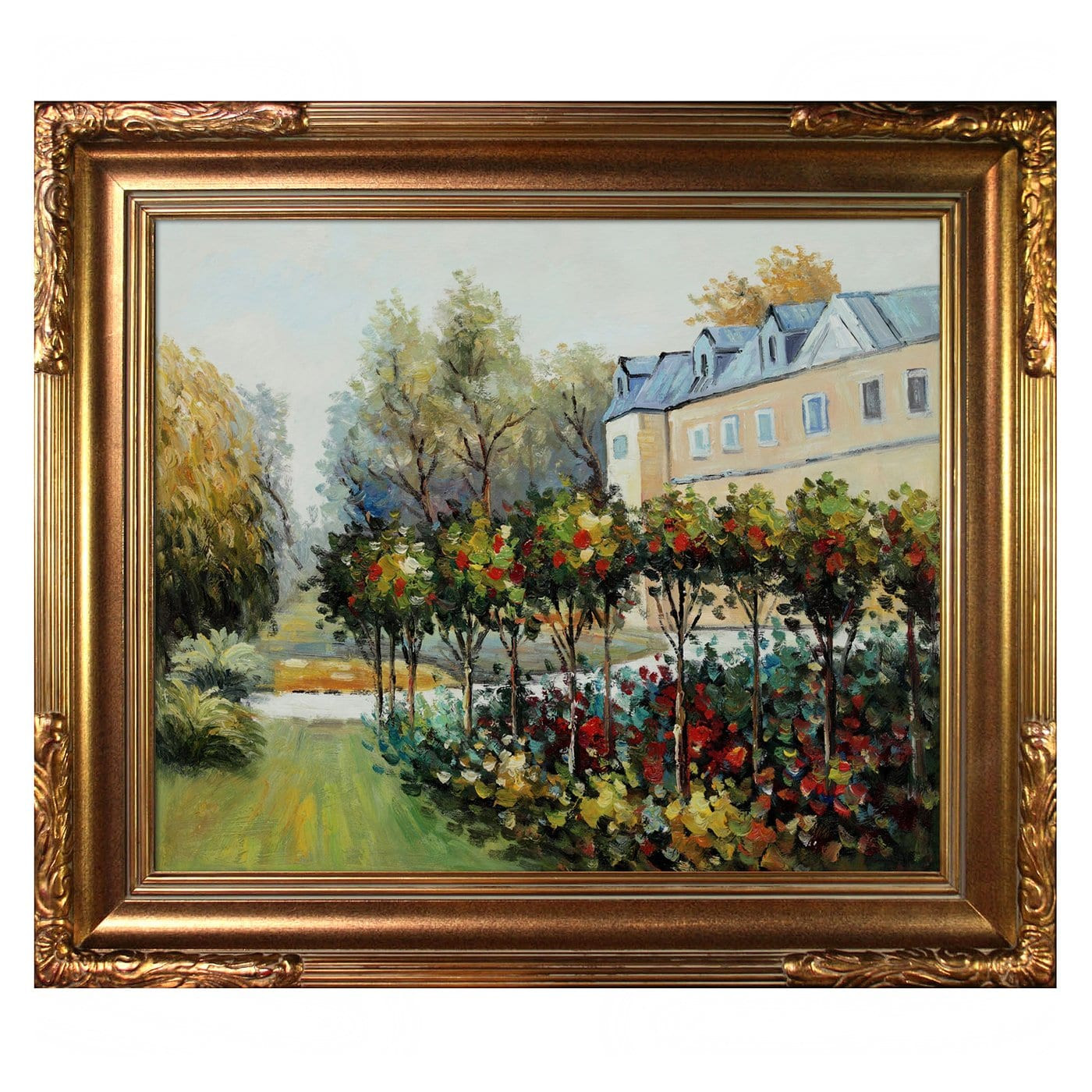 Best ideas about Overstock Wall Art . Save or Pin Overstock Art RN1582 FR 608G20X24 Pierre Auguste Renoir Now.