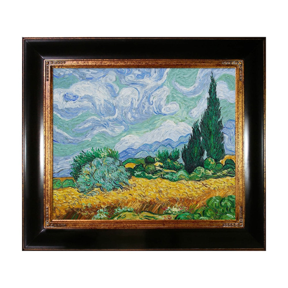 Best ideas about Overstock Wall Art . Save or Pin Overstock Art VG520 FR 240G20X24 Wheat Field with Now.