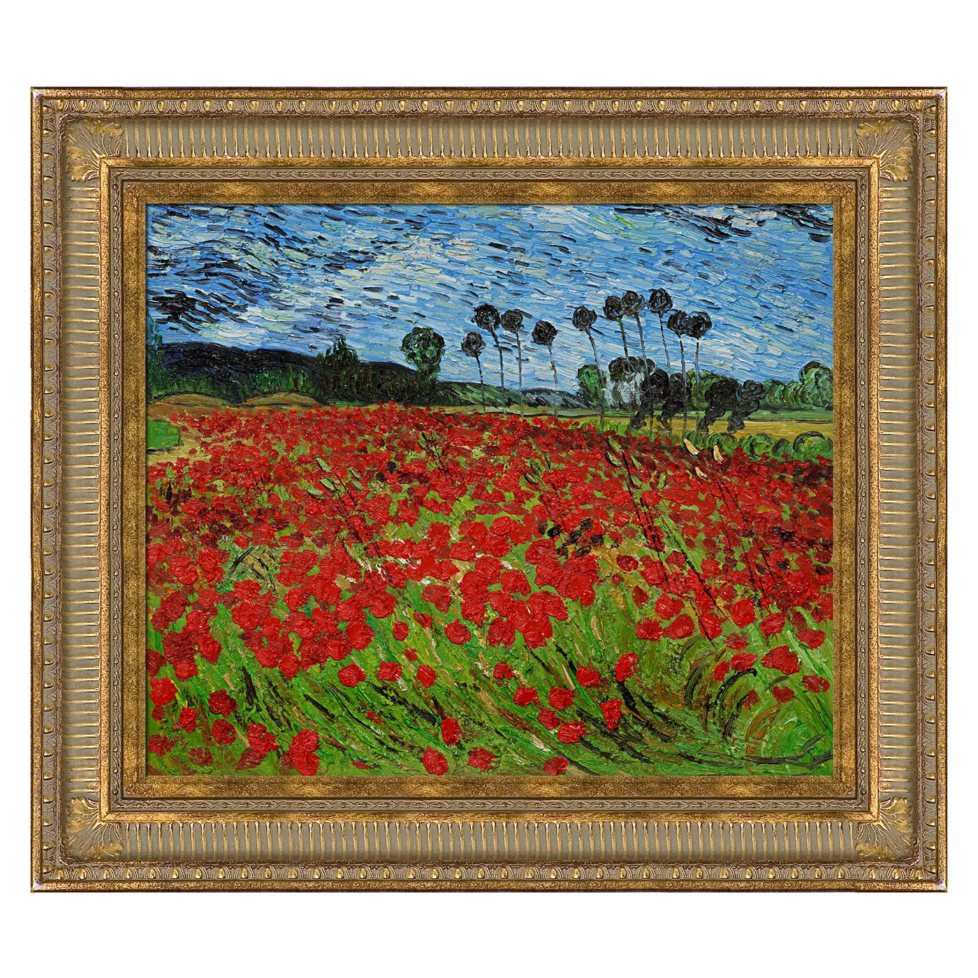 Best ideas about Overstock Wall Art . Save or Pin Overstock Art VG955 FR 655D20X24 Vincent Van Gogh Field of Now.