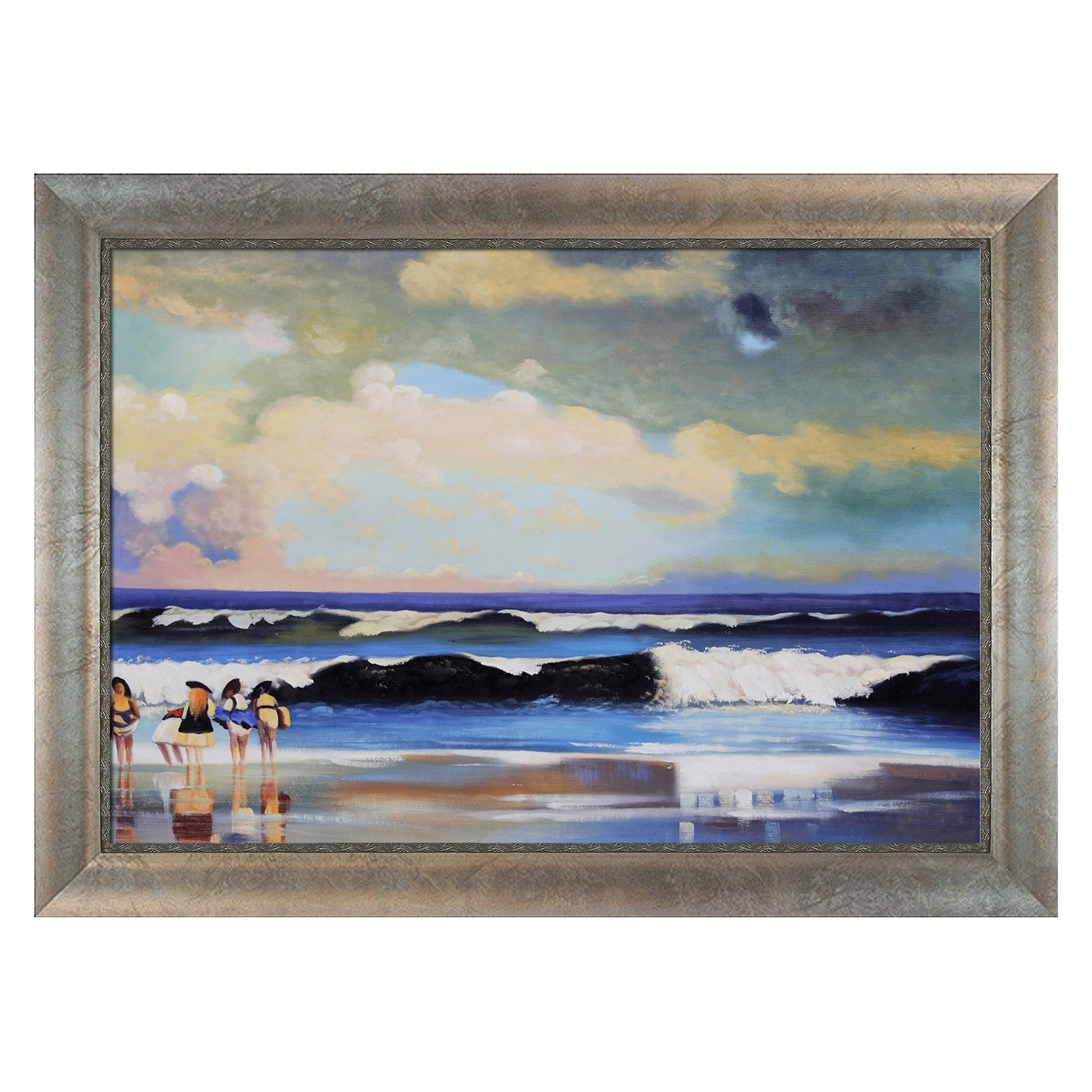 Best ideas about Overstock Wall Art . Save or Pin Overstock Art WH2804 FR X36 Winslow Homer the Now.